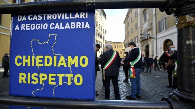 protesta, sanità, Calabria, Politica