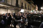 Una delle proteste in Calabria dei giorni scorsi
