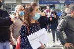 Calabria zona rossa, a Soverato la protesta pacifica dei commercianti