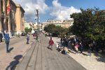 Insegnanti, studenti e operatori culturali in piazza a Messina per difendere la scuola in presenza