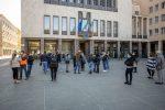 """Covid a Cosenza, la protesta delle mamme al Comune: """"Le scuole vanno chiuse"""""""