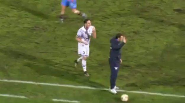 allenatore, arbitro, calcio, catania, vibonese, Giuseppe Raffaele, Sicilia, Sport
