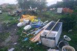Messina, rifiuti pericolosi dati alle fiamme a Tremestieri: una denuncia