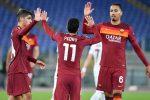 Europa League, la Roma ne fa cinque al Cluj