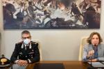 Operazione Cesare a Messina, le dichiarazioni del procuratore Raffa e del colonello Sabatino