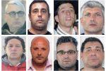 Il patto della droga tra Messina e la Calabria, chiesti 110 anni di carcere per 11 persone - Nomi e foto
