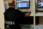 Bisca clandestina in un centro culturale, sequestro a Francavilla di Sicilia