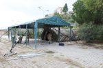 Covid a Catanzaro, allestita una tenda per eseguire i tamponi nel quartiere Sala