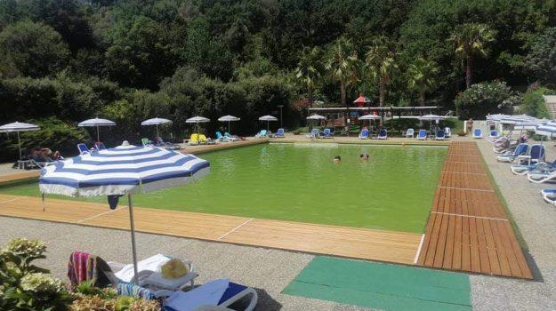 acquappesa, terme, Cosenza, Calabria, Economia