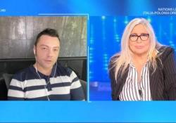 Tiziano Ferro a 'Domenica In': «Parlare di dipendenze è stata una provocazione. In Italia nessuno dichiara questi problemi» Il cantante si racconta a Mara Venier in diretta su Rai 1 - Ansa