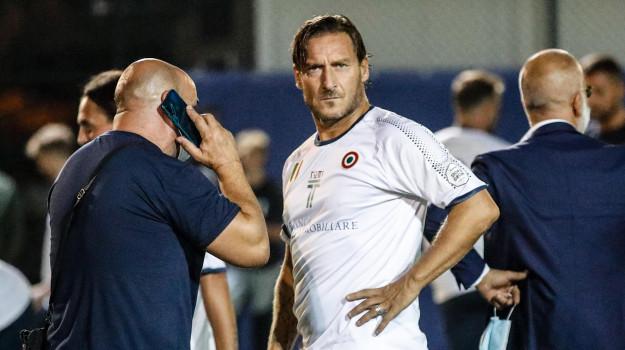 coronavirus, Francesco Totti, Sicilia, Sport