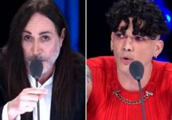 X Factor, il litigio fra Manuel Agnelli e Hell Raton: «Tu non conosci niente» Battibecco fra i due giudici dopo l'esibizione dei Little Pieces of Marmelade - Corriere Tv
