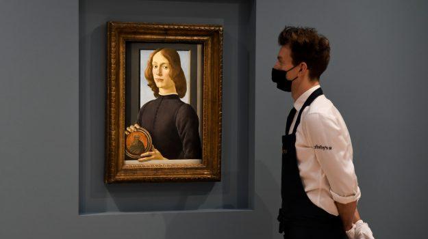 All'asta un Botticelli da 80 milioni di dollari - FOTO