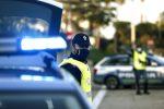 Reggio, oltre 1kg di cocaina in auto: arrestato un 20enne. Il VIDEO dell'operazione