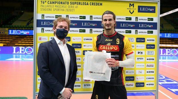 tonno callipo volley, Catanzaro, Sport