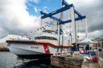 Battezzata a Messina la più lunga nave inaffondabile d'Italia - VIDEO