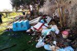 Messina, rifiuti speciali in discarica abusiva. Due denunciati - FOTO