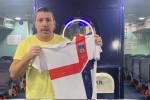"""Il """"condor"""" Riganò è tornato a Lipari...da allenatore"""