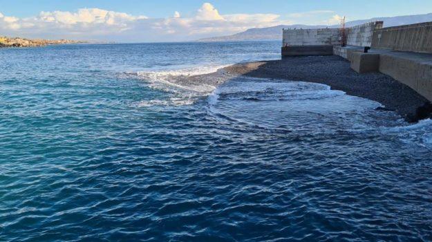 maltempo, porto, trasporti, Messina, Cronaca