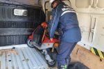 Controlli a Messina: scooter sequestrato, la reazione contro i vigili. VIDEO