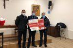 """Vibo Valentia, il Rotary dona duemila euro in buoni spesa """"Per un Natale di speranza"""""""