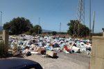 Arghillà, così come altri quartieri, da settimane è alle prese con l'emergenza spazzatura