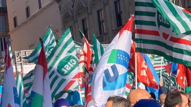 calabria, cgil, cisl, forestazione, uil, Calabria, Economia