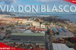 Messina, via Don Blasco, la grande opera. VIDEO