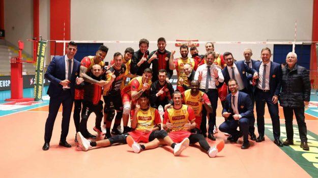 tonno callipo, vibo, Volley Superlega, Sicilia, Sport