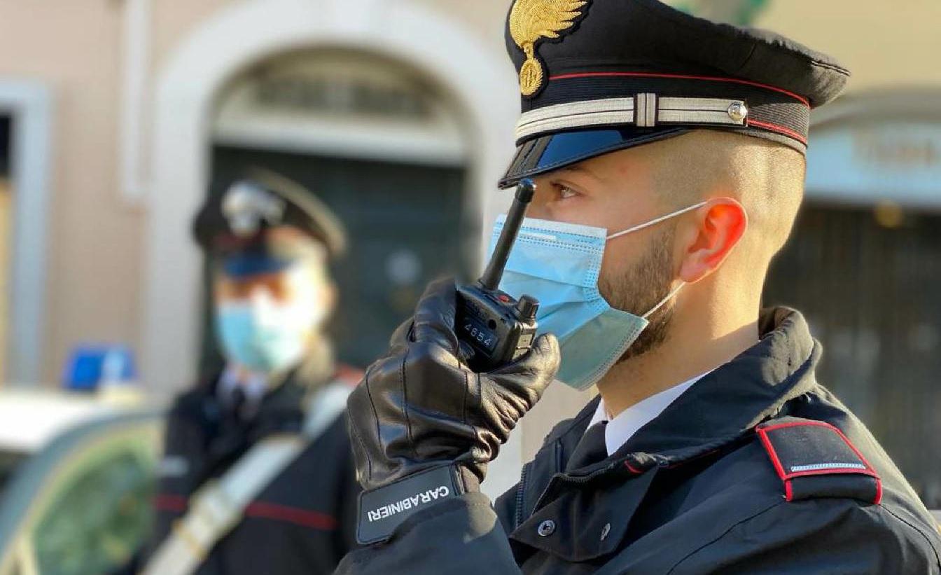 Presentata la nuova divisa dei Carabinieri - FOTO - Gazzetta del Sud