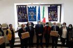 Crotone, Rummo dona 17 quintali di pasta per le mense sociali