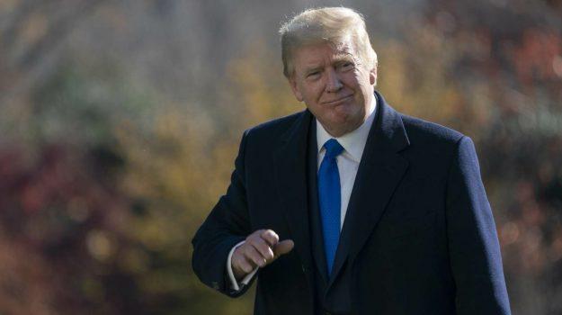 donald trump, stati uniti, usa, Donald Trump, Sicilia, Mondo