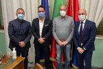 Crotone, il sindaco Voce incontra il gruppo AQR. In arrivo 200 nuovi posti di lavoro