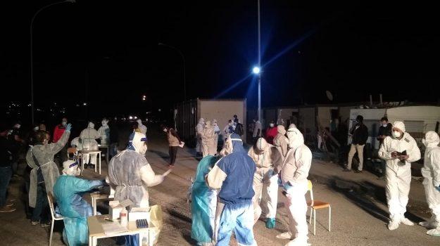 locri, migranti, sbarco, Reggio, Cronaca