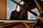 La pianista di fama internazionale Gloria Campaner