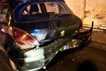 """Tamponamento sulla """"Palermo-Messina"""", tanta paura e traffico in tilt"""