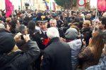 Lo scorso anno: in migliaia in piazza per dire «grazie» ai Carabinieri