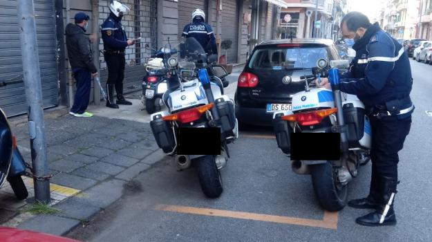 polizia municipale, sanzioni, Messina, Cronaca