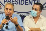Maurizio Gasparri e Francesco Cannizzaro