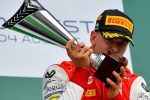 Schumacher junior sulla tracce del papà Michael