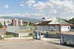 La sede della polizia stradale di Cosenza