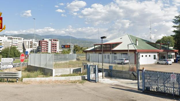 comandante, cosenza, polizia, stradale, Francesco Aiello, Cosenza, Cronaca