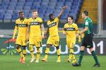 Serie A, colpaccio del Parma in casa del Genoa. Toro e Samp non si fanno male