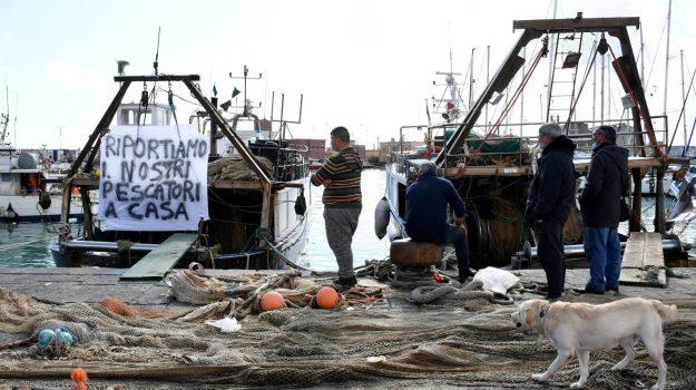 libia, pescatori, Sicilia, Cronaca