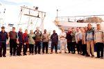 """Pescatori di Mazara in viaggio verso casa: """"Ci hanno diviso e abbiamo cambiato quattro prigioni"""""""