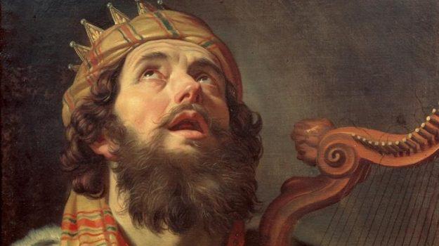 santo del giorno, re e profeta, San Davide, Sicilia, Cultura