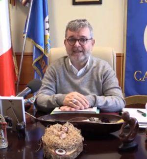Il presidente facente funzioni della Regione Calabria, Nino Spirlì