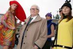 Moda, è morto a 98 anni Pierre Cardin