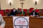 Maurizio Bonanno, il sindaco Maria Limardo ed Enrico Buonanno
