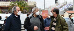 """Gino Strada: """"In Calabria serve una rivoluzione"""""""